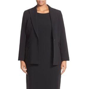 Louben peak lapel suit blazer
